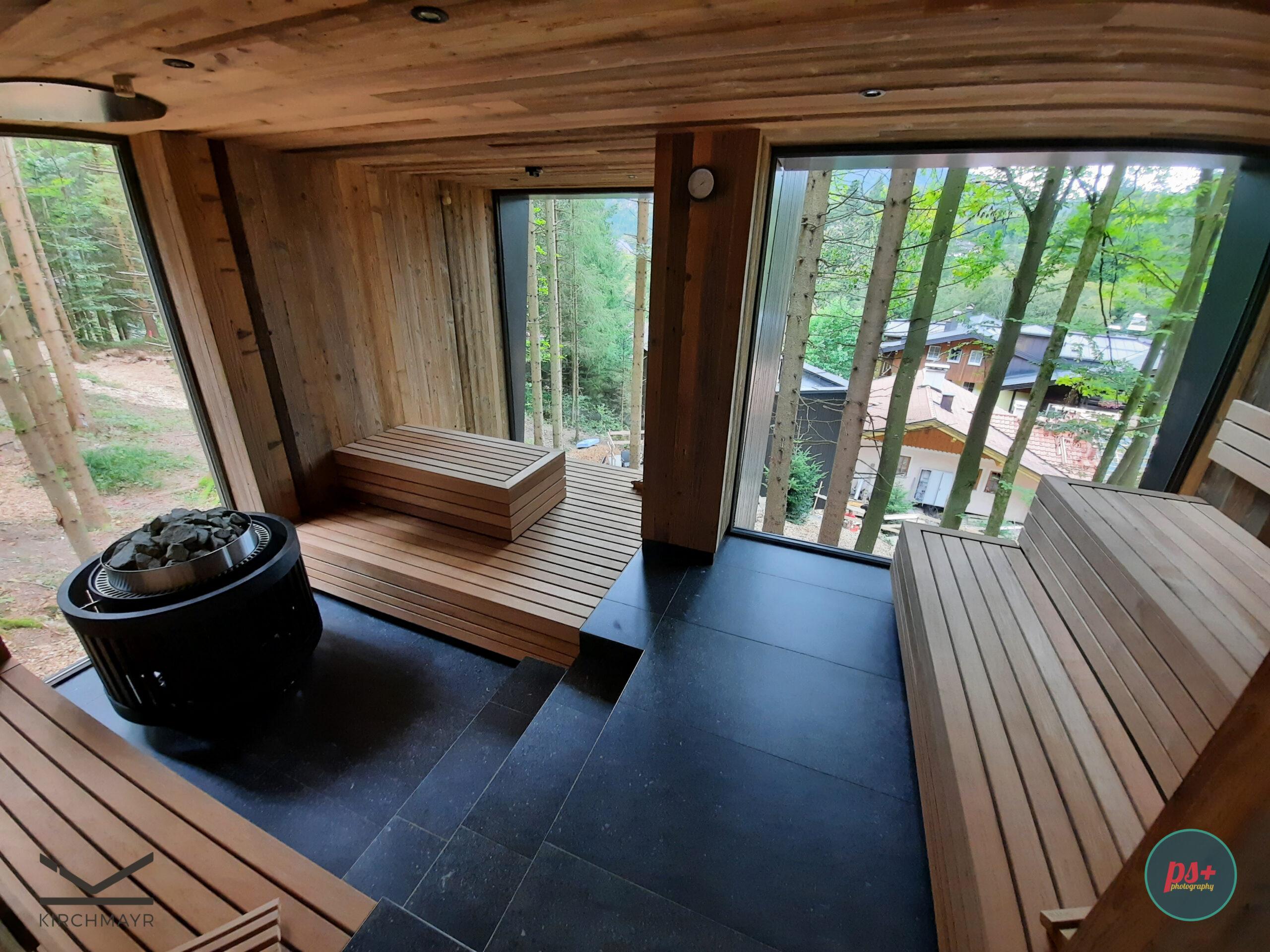 Fischerwirt Sauna