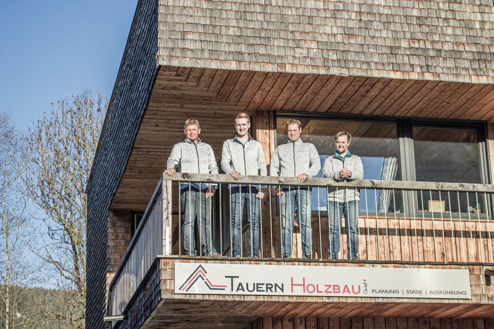 Gründer Tauern Holzbau