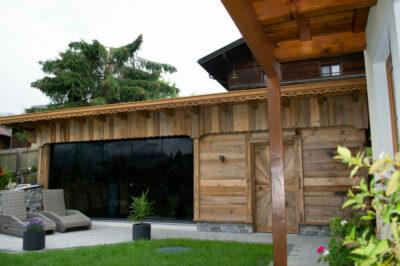 Gartenhütte-vorne
